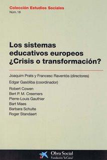 Los sistemas educativos europeos