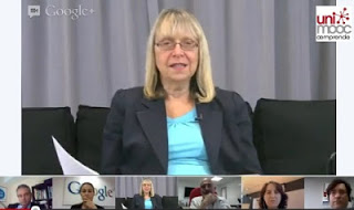 Esther Wojcicki, Presidenta de Creative Commoms en uniMOOC-AEmprendia