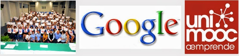 UNIMOOC, otro reconocimiento de Google (Google Focused Research Awards)