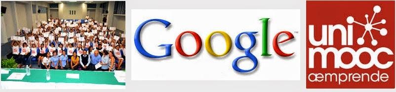 UNIMOOC, otro reconocimiento de Google (Google Focused Research Awards)