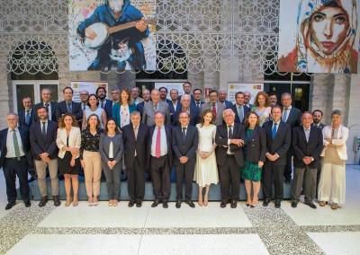 Foto jurado VIII Edición Embajadores Honorarios de la Marca España